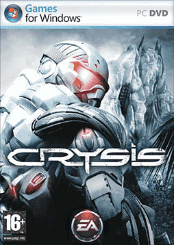 Crysis PC Games and Downloads Cover Art