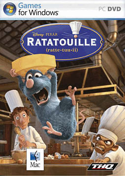 Ratatouille PC Games and Downloads Cover Art