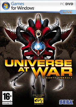 Universe at War: Earth Assault PC Games and Downloads