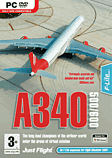 A340 - 500/600 - Add On for MSFS 2004 and MSFS X (DVD ROM) PC Games and Downloads