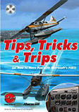 Tips, Tricks and Trips book and CD for Flight Simulator X