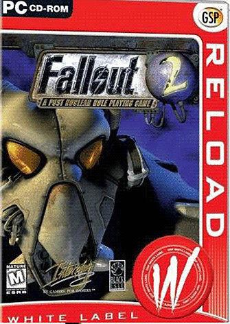 Fallout 2 - White Label Reload