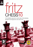 Fritz Chess 10 (DVD ROM) PC Games and Downloads