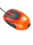 Saitek GM3200 Laser Mouse - Red Accessories
