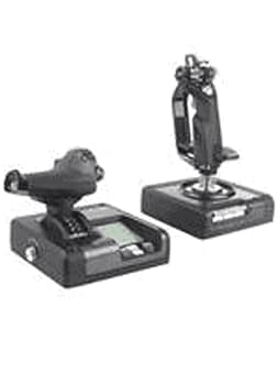 Saitek X52 Pro Flight Control System Accessories