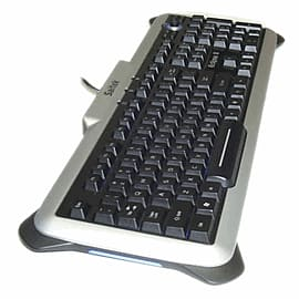 Saitek Eclipse II Keyboard Accessories