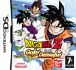 Dragon Ball Z: Goku Densetsu DSi and DS Lite