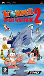 Worms: Open Warfare 2 PSP