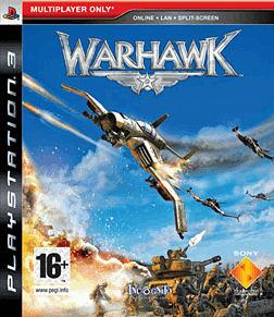 WarHawk with Bluetooth Headset PlayStation 3