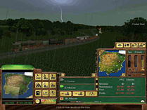 Railroad Tycoon 3 screen shot 4