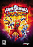 Power Rangers: Ninja Storm PC Games and Downloads