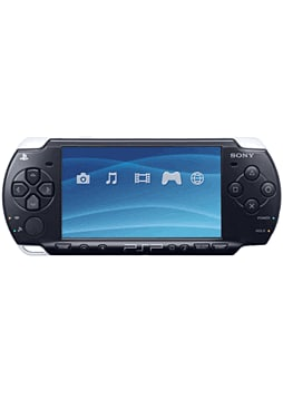 Sony PSP Slim and Lite - Black PSP 