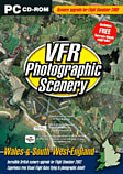 VFR Scenery 2 - Central & Western England & Wales - For Microsoft Flight Simulator 2002/2004 PC Games