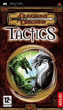 Dungeons and Dragons: Tactics PSP
