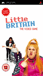 Little Britain: The Video Game PSP