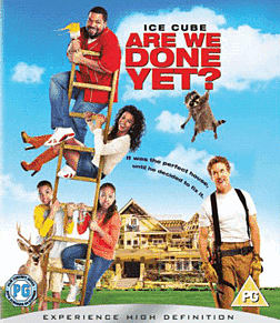 Are We Done Yet? (Blu-ray) Blu-ray
