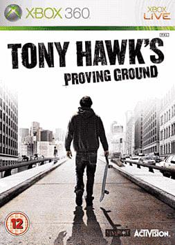 Tony Hawk's Proving Ground Xbox 360