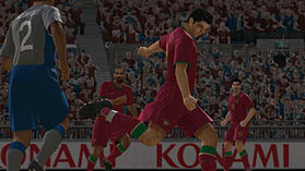 Pro Evolution Soccer 2008 screen shot 1