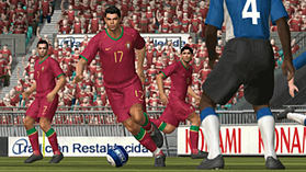 Pro Evolution Soccer 2008 screen shot 2