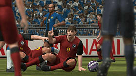 Pro Evolution Soccer 2008 screen shot 3