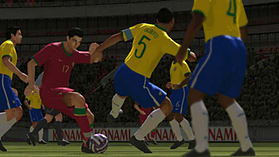 Pro Evolution Soccer 2008 screen shot 8