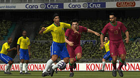 Pro Evolution Soccer 2008 screen shot 10
