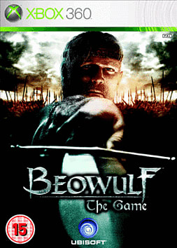 Beowulf: The Game Xbox 360 Cover Art