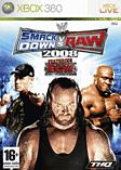 WWE SmackDown! vs. RAW 2008 Xbox 360