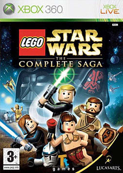 LEGO Star Wars: The Complete Saga Xbox 360