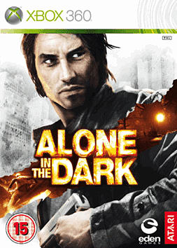 Alone in the Dark Xbox 360 Cover Art