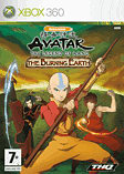 Avatar: The Legend of Aang - The Burning Earth Xbox 360