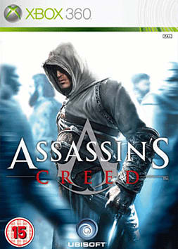 Assassin's Creed Xbox 360 Cover Art