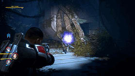 Mass Effect screen shot 3