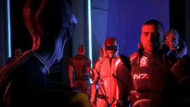 Mass Effect screen shot 4