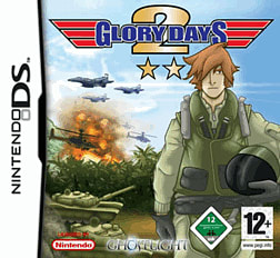 Glory Days 2 DSi and DS Lite Cover Art