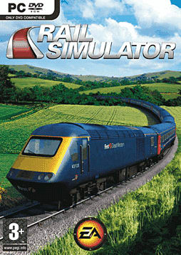 Rail Simulator PC Games and Downloads Cover Art
