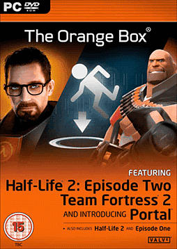 Half-Life 2: The Orange Box PC Games and Downloads Cover Art