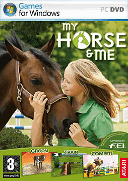 My Horse and Me PC Games and Downloads Cover Art