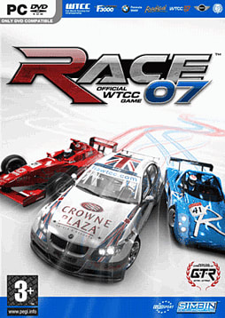 Race 07: The Official WTCC Game PC Games and Downloads Cover Art