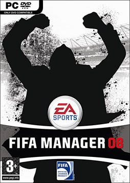 FIFA Manager 08 PC Games and Downloads Cover Art