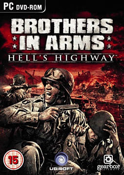 Brothers in Arms Hell's Highway PC Games and Downloads Cover Art