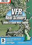 VFR Real Scenery Volume 3 - Wales & South-West England PC Games and Downloads