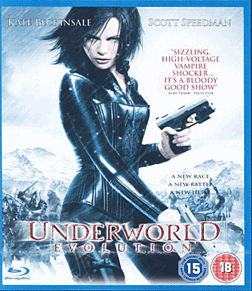 Underworld - Evolution Blu-ray