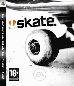 Skate PlayStation 3 Cover Art