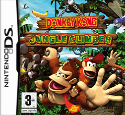Donkey Kong: Jungle Climber DSi and DS Lite Cover Art