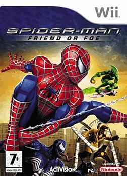 Spider-Man: Friend or Foe Wii