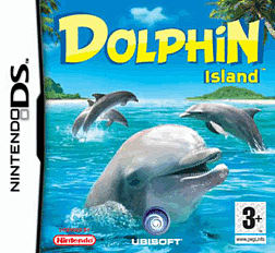 Dolphin Island DSi and DS Lite Cover Art