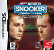World Snooker Championship 2007 DSi and DS Lite