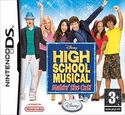 High School Musical: Makin' the Cut DSi and DS Lite