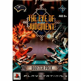 Eye of Judgement Conqueror of 9 Fields Booster Pack Accessories